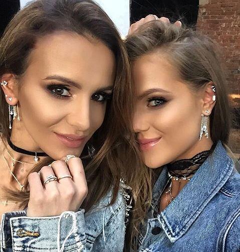 Szczupła Sara Boruc kręci nowy teledysk z seksowną siostrą. Będzie kolejny hit?