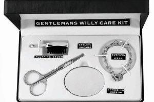 Przybornik do pielęgnacji intymnej i 9 innych gadżetów - nie tylko dla metroseksualistów