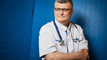 Dr Grzesiowski zostanie pozbawiony prawa wykonywania zawodu? RPO reaguje
