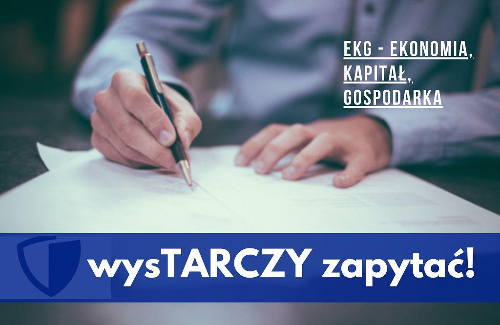 wysTARCZY zapytać - cykl Magazynu EKG