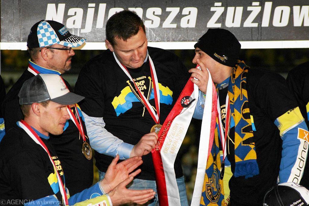 31 lat oczekiwania wystarczy. Stal Gorzów zdobywa ósmy tytuł drużynowego mistrza Polski!