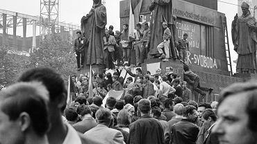 Czeska Wiosna 1968