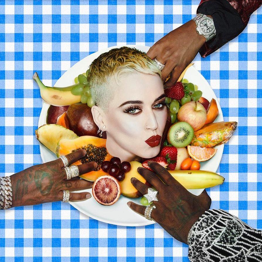 Katy Perry 'Bon Appétit'
