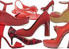 Czerwone buty - ponad 50 propozycji