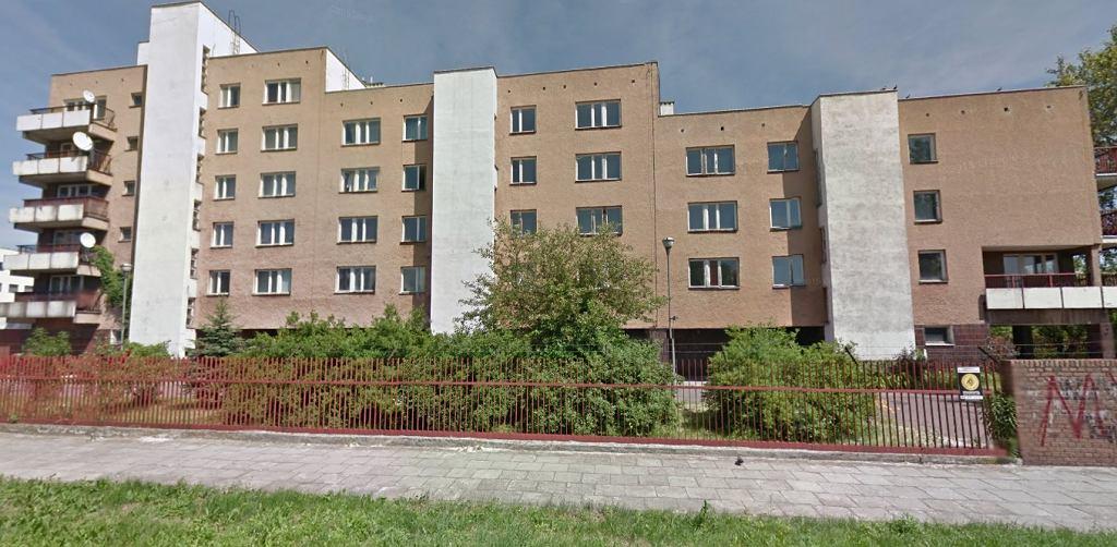 Budynek przy Bobrowieckiej