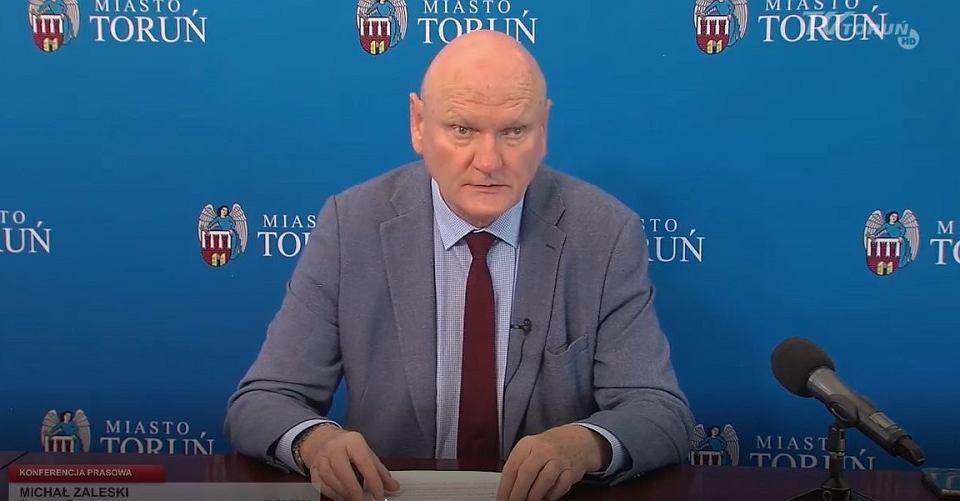 Prezydent Michał Zaleski