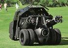 Wózek golfowy Batmana