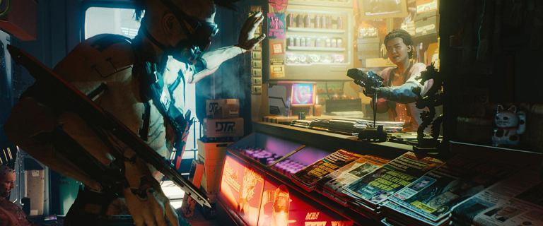 Kup Cyberpunk 2077 na Xbox One, za darmo otrzymasz wersję na Xbox Series X