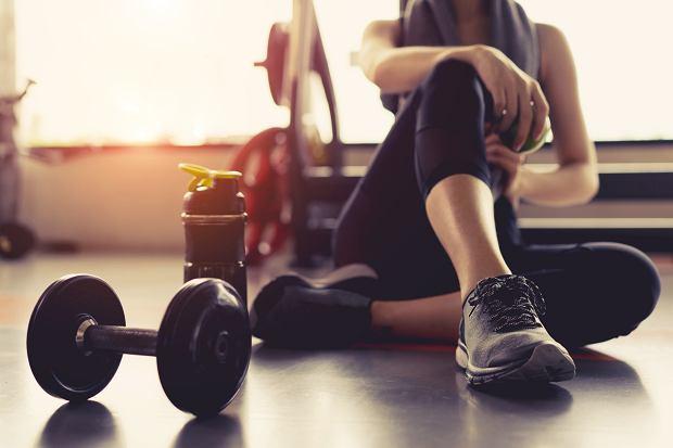 Ania jest instruktorką fitness, żyje z dnia na dzień (fot: Shutterstock.com)