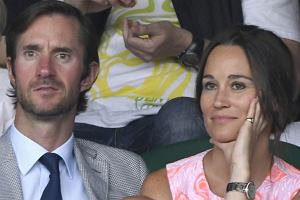 Pippa Philippa Middleton i James Matthews