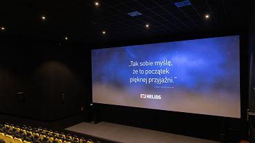 Wkrótce otwarcie kin