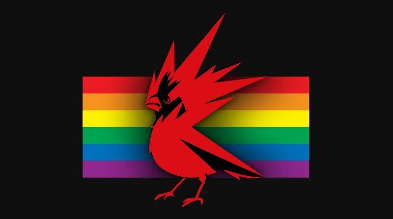CD Projekt wspiera LGBT