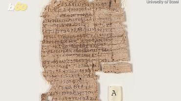 Najstarszy list napisany ręką chrześcijanina
