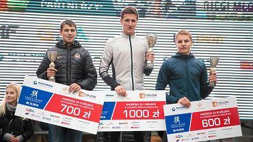 1. Szymon Kulka (Polska); 2. Volodymyr Kyts (Ukraina); 3. Michał Wojciechowski (Polska)
