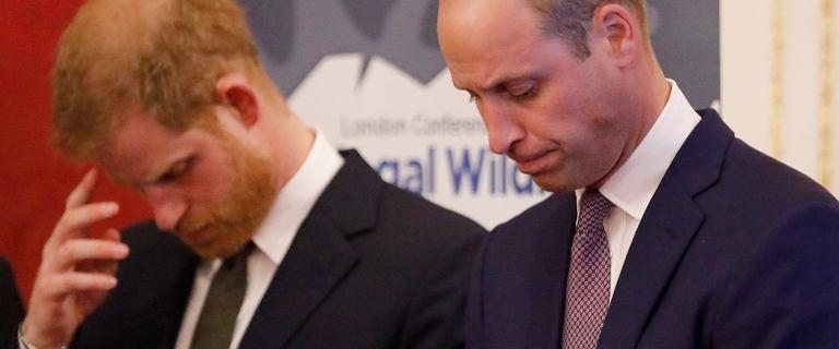 """Książę Harry i książę William podzielą fundusz księżnej Diany. To ich """"umowa rozwodowa"""""""