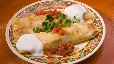 Naleśniki meksykańskie są bardzo łatwe w przygotowaniu. Zdjęcie ilustracyjne