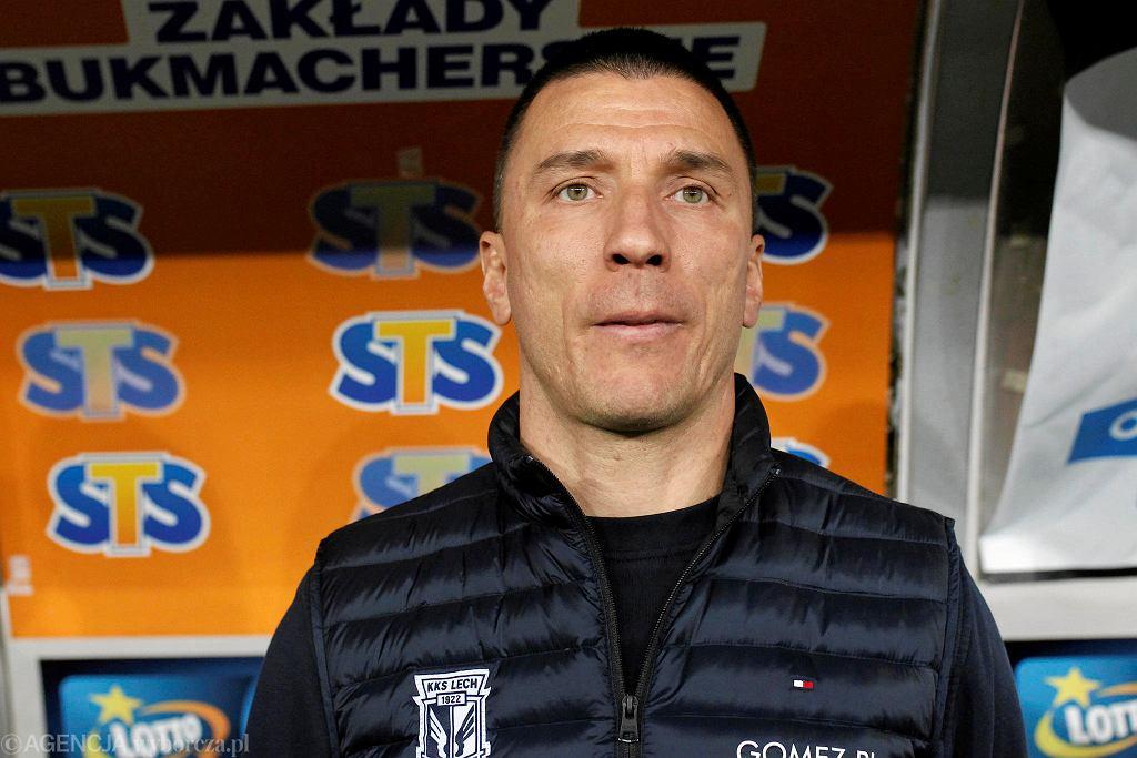 Trener Ivan Djurdjević