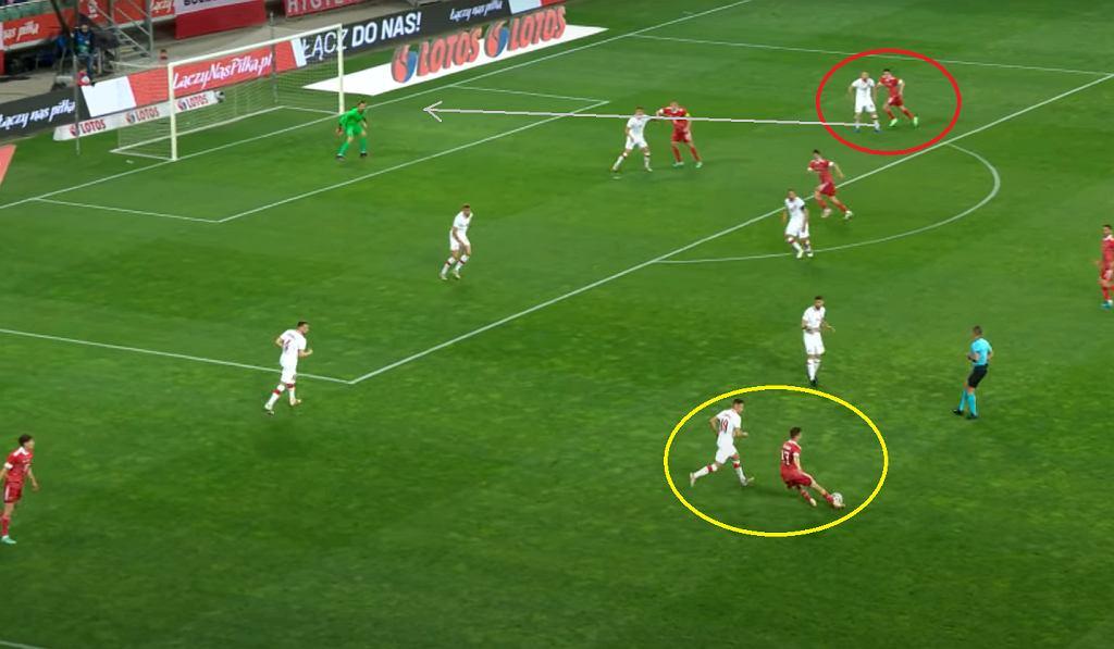 Gol dla Rosji (1 faza)
