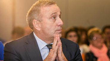 Konwencja samorządowa Koalicji Obywatelskiej w Bydgoszczy. Grzegorz Schetyna