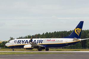 Ryanair wśród największych trucicieli w Europie. Są też polskie elektrownie