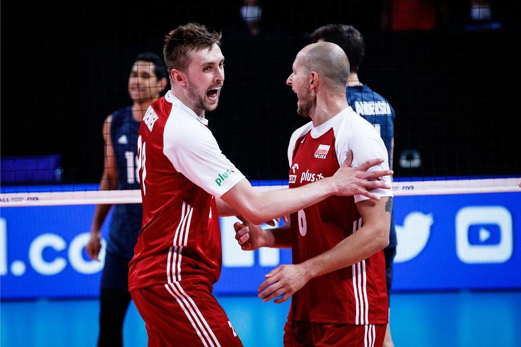Polacy rozbili Amerykanów 3:0 w Lidze Narodów!
