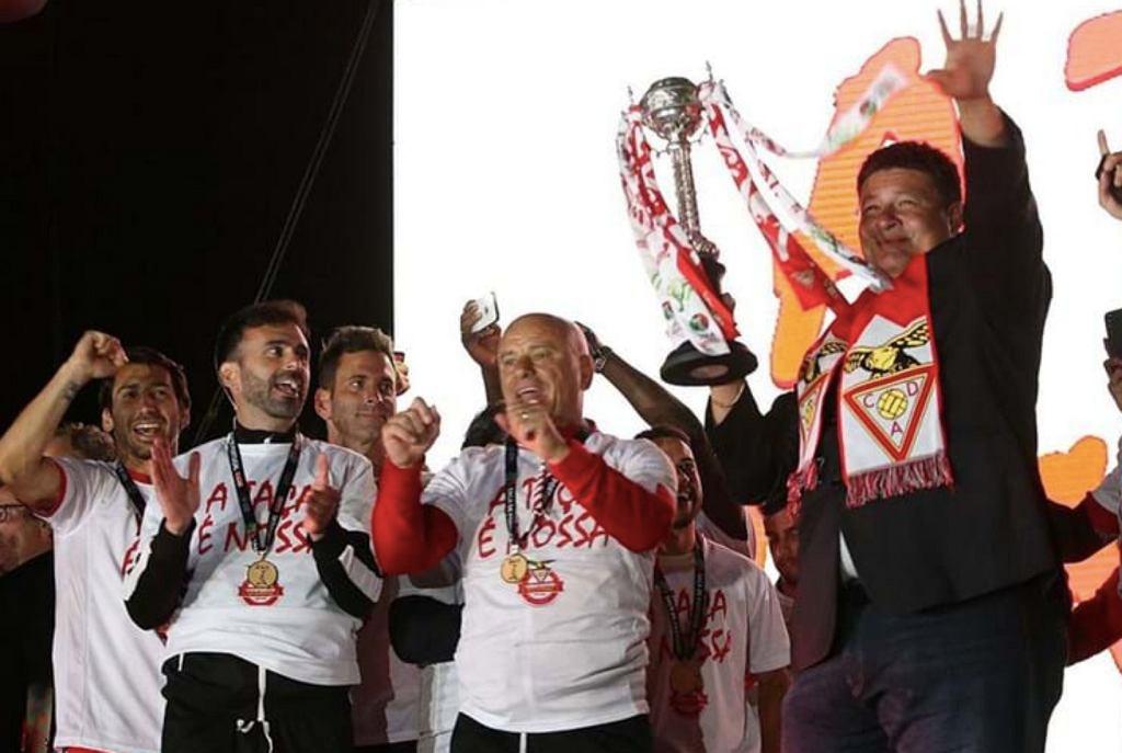 Aves zdobyło Puchar Portugalii w 2018 roku