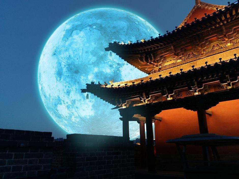 Chiny chcą mieć swój własny księżyc, pojawi się w 2020 roku? | Zdjęcie ilustracyjne