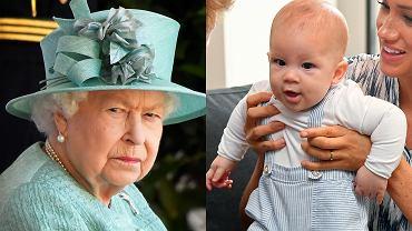 Królowa Elżbieta, Archie