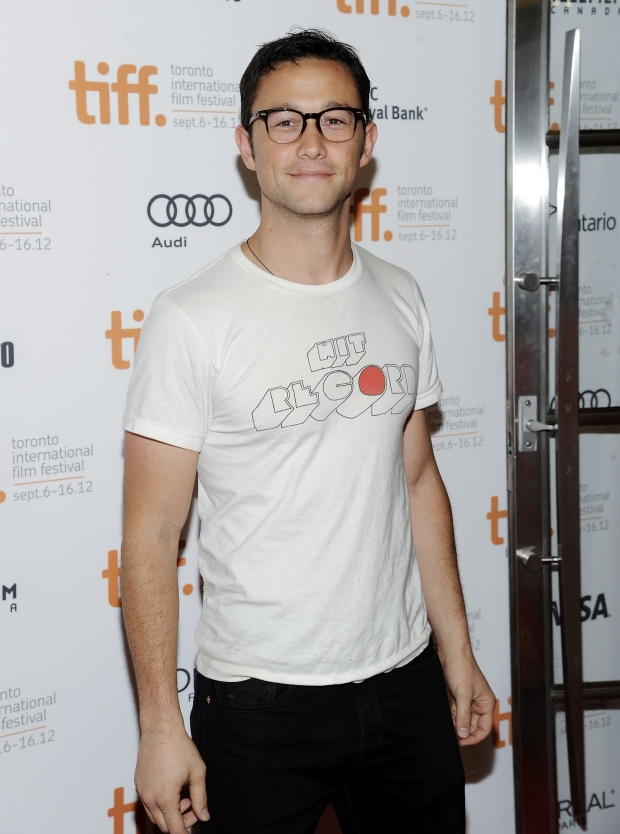 """Actor Joseph Gordon-Levitt attends the premiere of """"The Master"""" during the Toronto International Film Festival on Friday Sept. 7, 2012 in Toronto. (Photo by Evan Agostini/Invision/AP)"""