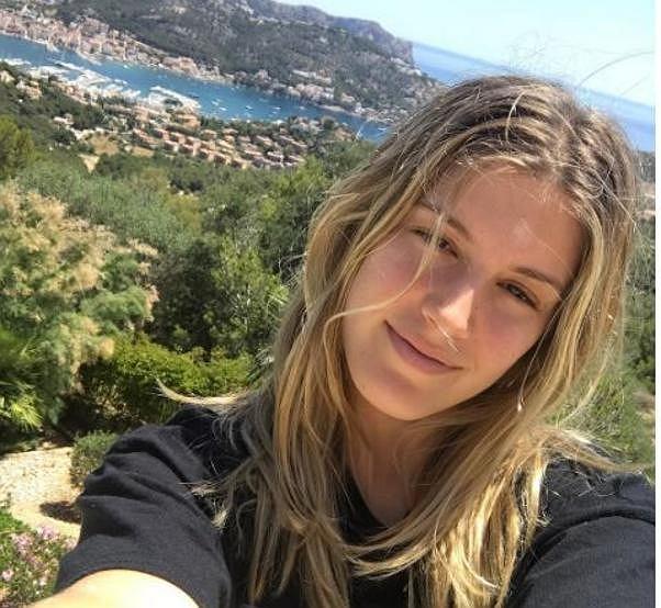 Ulubienica fanów tenisa Eugenie Bouchard spędza wakacje na Majorce