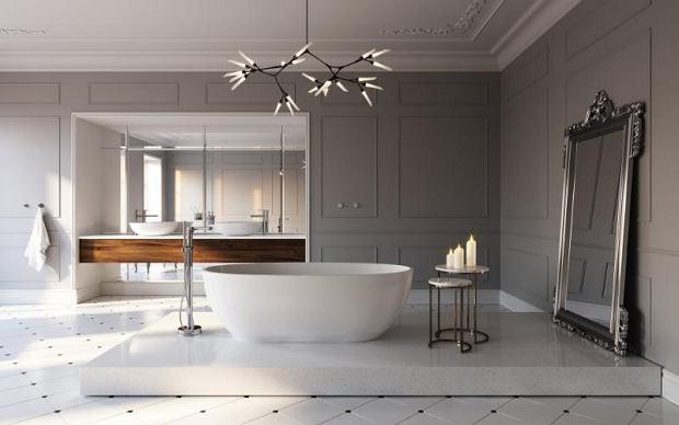 Salon kąpielowy - SPA we własnym domu