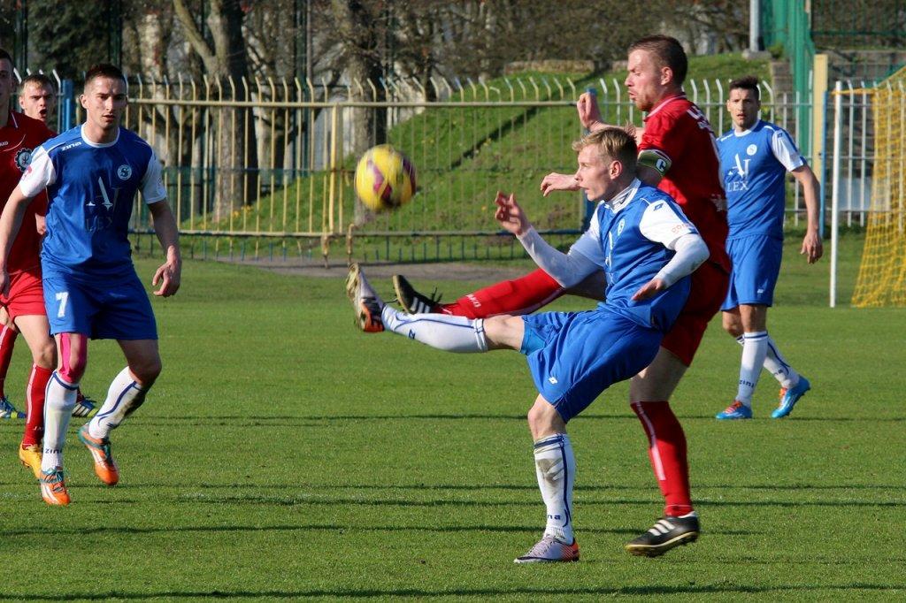 Trzecia liga piłki nożnej: Stilon Gorzów - Lechia Dzierżoniów 4:0 (3:0)