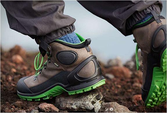 buty trekkingowe pinterest
