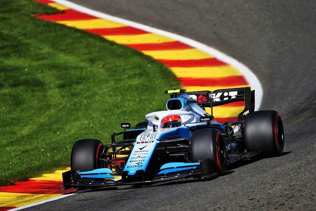 Bardzo słaby Robert Kubica. Niesamowita końcówka kwalifikacji na torze Monza