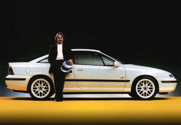Opel Calibra Keke Rosberg Edition