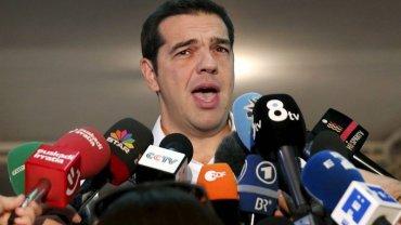 Alexis Tsipras, lider Syrizy
