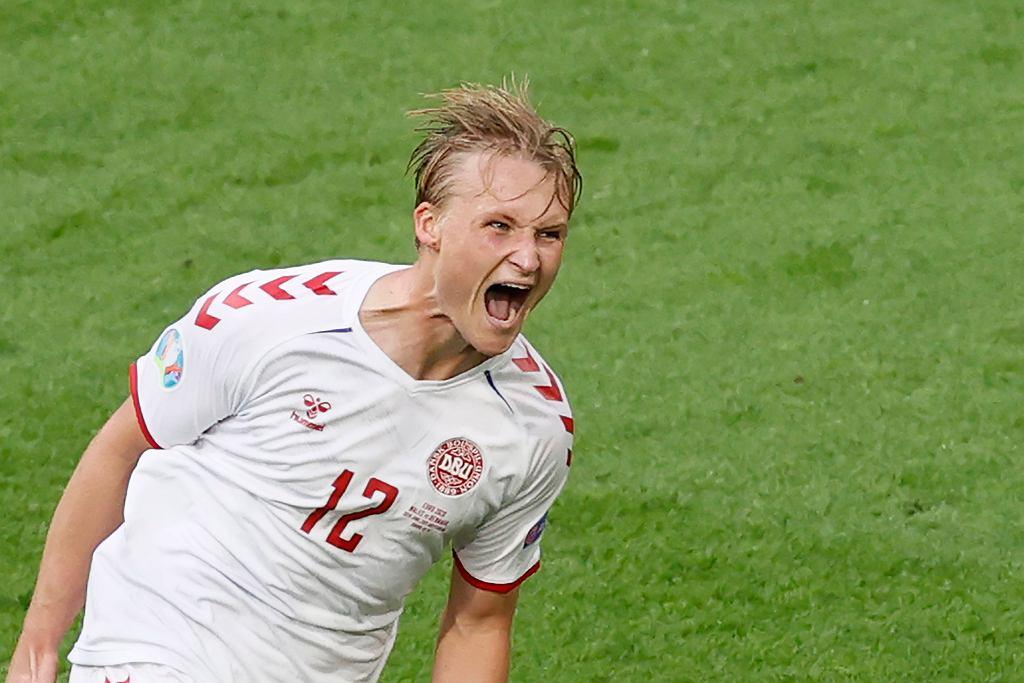 Euro 2020. Dania pierwszym ćwierćfinalistą. Z kim zagrają?