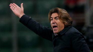 Były trener Legii Ricardo Sa Pinto, obecnie szkoleniowiec SC Braga