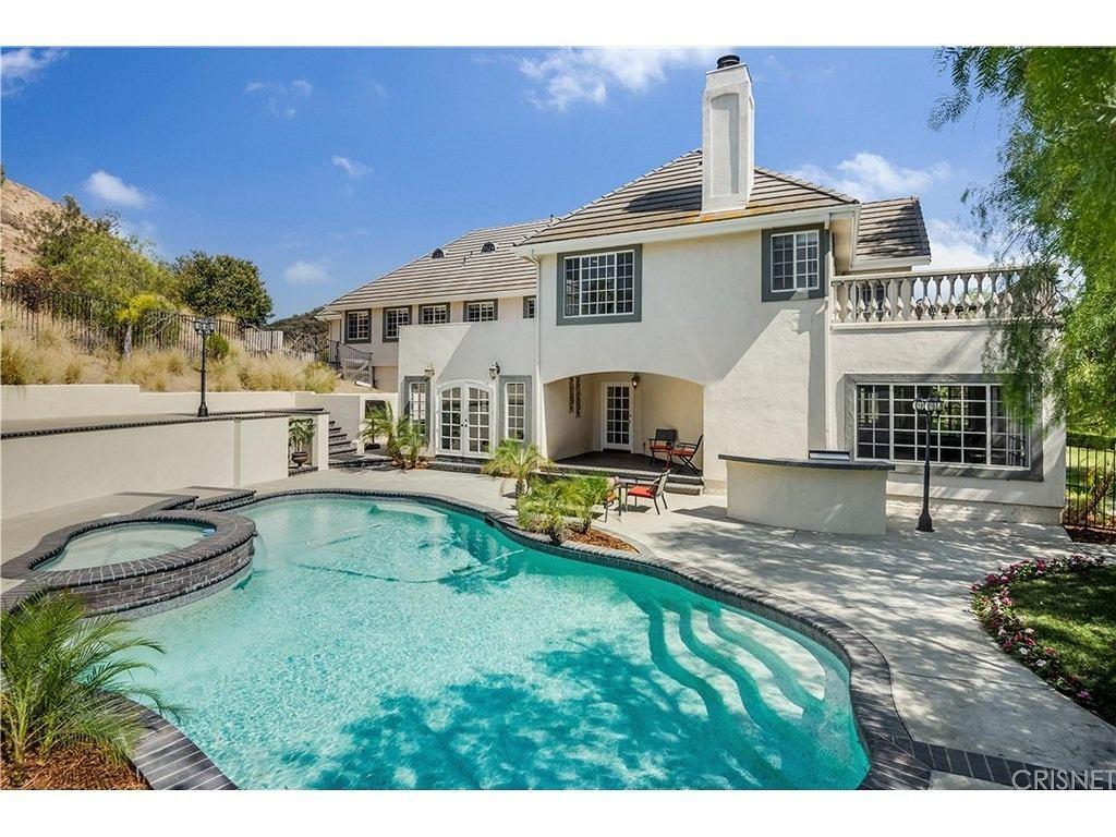 Nowy dom Shaquille O'Neala w Los Angeles
