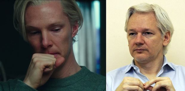 Benedict Cumberbatch, Julian Assange