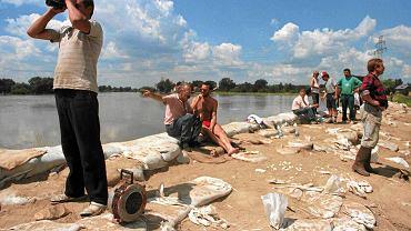 Powódź we Wrocławiu w 1997 r.