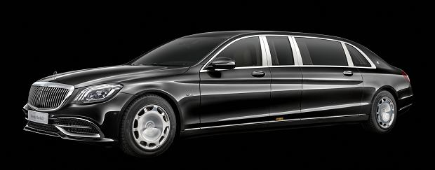 Mercedes-Maybach Pullman 2018