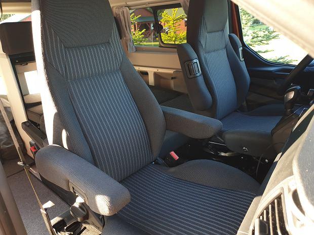 Ford Transit Custom Nugget PopTop