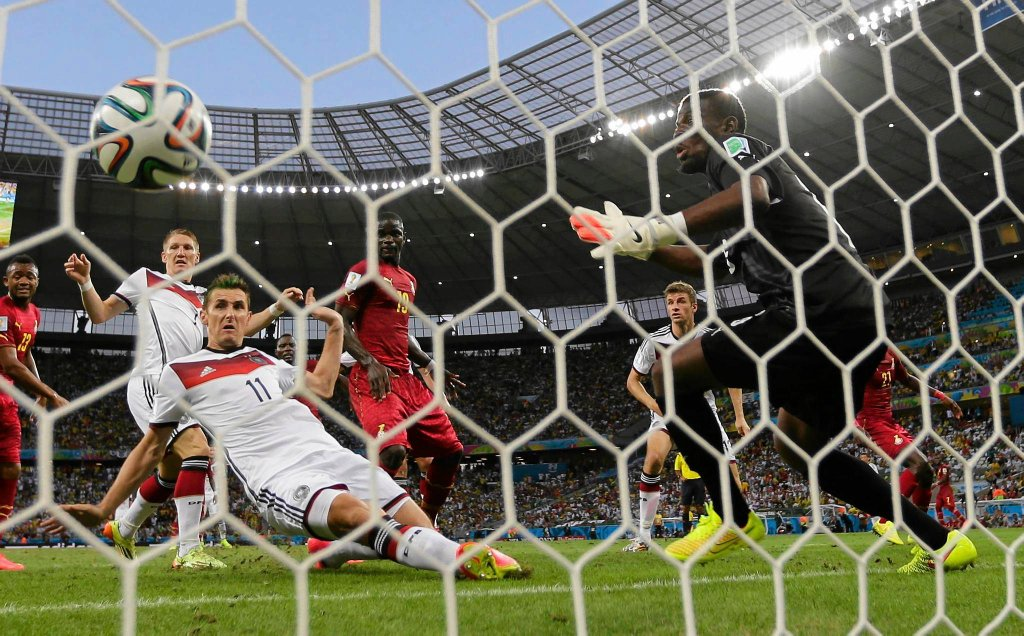 Niemcy - Ghana 2:2