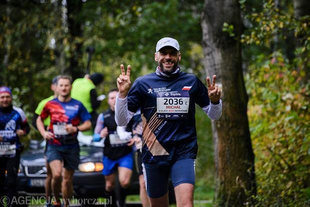 Zdjęcie numer 68 w galerii - Silesia Marathon. Chłód i wiatr niestraszne, rekord pobity! [ZDJĘCIA]