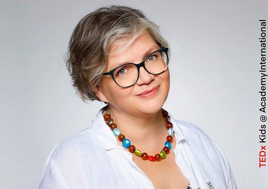 Dorota Zawadzka, lider zespołu mentorów TEDxKIDS@AcedemyInternational