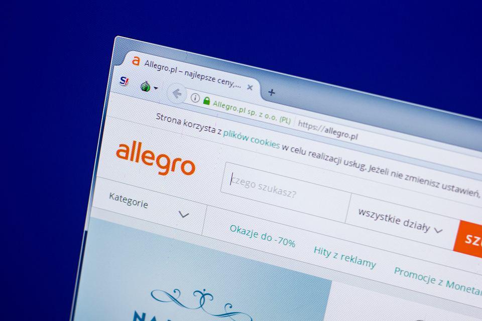Amazon Oficjalnie Wchodzi Do Polski Pelna Oferta Detaliczna Akcje Allegro Mocno W Dol Biznes Na Next Gazeta Pl