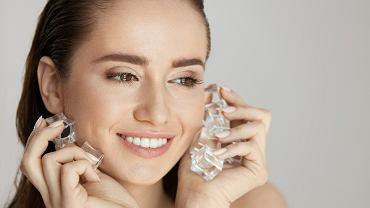 Skin Icing zapewni twojej skórze blask i odmłodzenie. Ten prosty zabieg wykonasz samodzielnie w domu