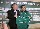 Grał w FC Barcelona i podpisał kontrakt z drugoligowym Radomiakiem!