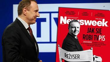 Telewizja Polska pod rządami Jacka Kurskiego